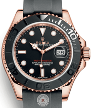 Rolex YACHT-MASTER 40 Everose Gold 116655 - Watches R us