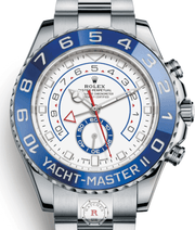 ROLEX-YACHTMASTER II Steel 44mm 116680 - Watches R us