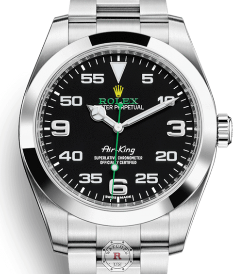 Rolex AIR-KING 40mm Steel 116900 - Watches R us