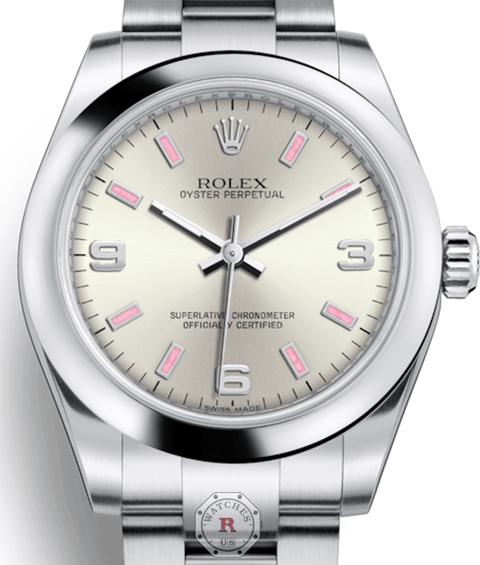 b7dfac06734 Rolex OYSTER PERPETUAL 31 Steel 177200 – Watches R Us