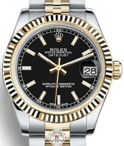Rolex DATEJUST 31 Back Dial 178273 - Watches R us