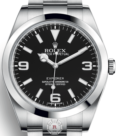 Rolex EXPLORER Steel 39mm 214270 - Watches R us