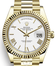 Rolex DAY-DATE 40 Yellow Gold 228238 - Watches R us