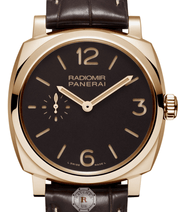 Panerai Radiomir 1940 Oro Rosso - 42mm PAM00513 - Watches R us