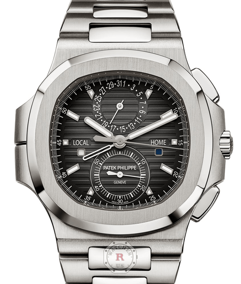 Patek Philippe 5990/1A - Nautilus  Self-winding - Steel - Watches R us