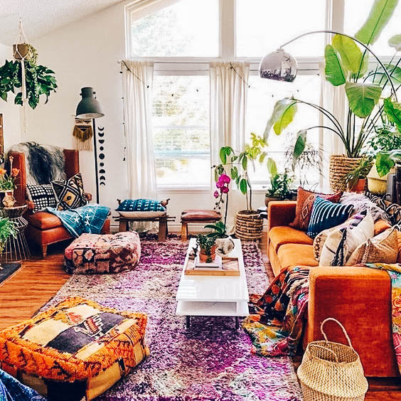 How to Create a Bohemian Utopia on a Budget