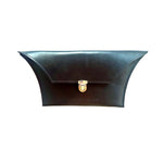 The Kylie black clutch