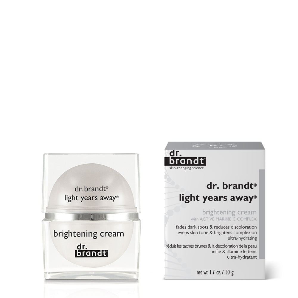 Light Years Away Brightening Cream - 50ml