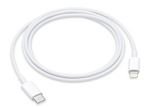 Lightening to USB-C Charging Cable (1m)