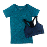 Bra&Tee Combo - 5 Colors