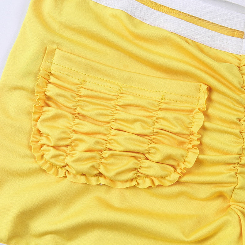 Limoncello Ice Cream Shorts
