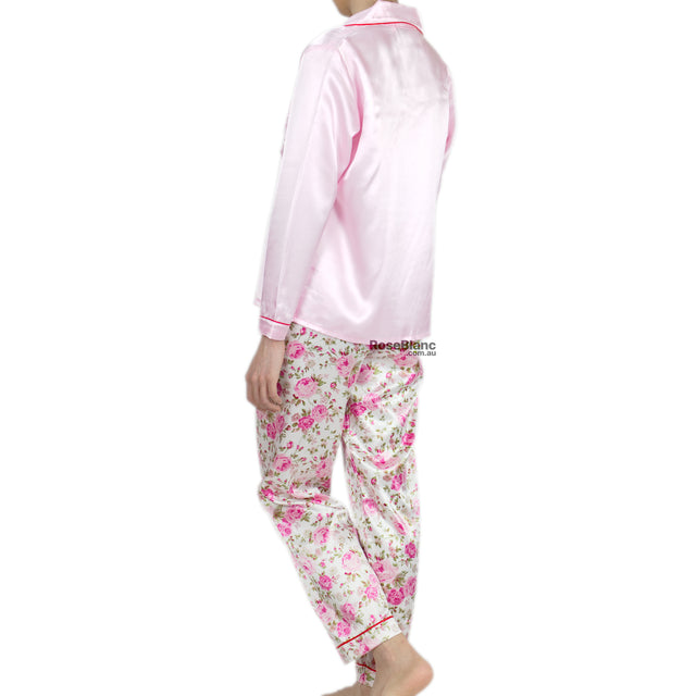 Feeling Spring PJ Set - Pink