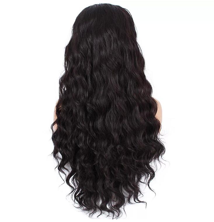 Perruque Lace Frontale Body Wave- Cheveux Naturel - Cheveux Humain