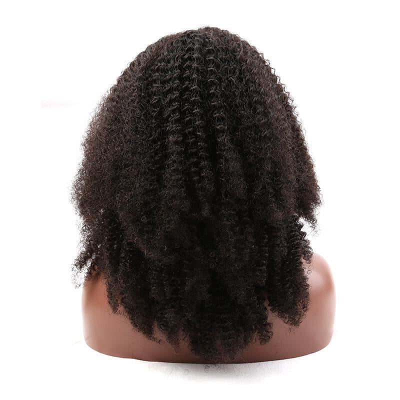 Perruque Lace Frontale Kinky Curly - Cheveux Naturel - Cheveux Humain