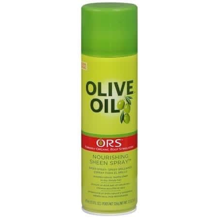 ORS OLIVE OIL BRILLANTINE  NOURISH AND SHINE