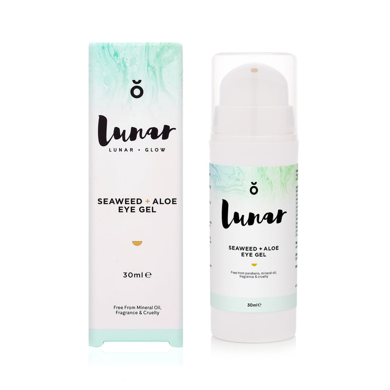 Seaweed + Aloe Vera Eye Gel 30ml