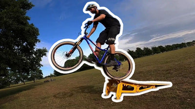 How To Jump A Mountain Bike for Beginners? Featuring Ben Deakin
