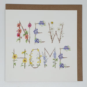 New Home Floral