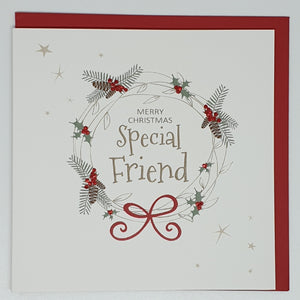 Merry Christmas Special Friend