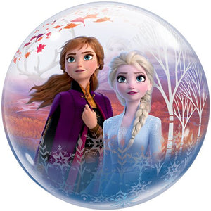 22 inch Frozen Bubble Balloon