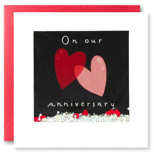 On Our Anniversary (Shakies Card)