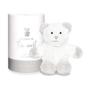 Loxley Bear Baby Toy - Welcome to the World