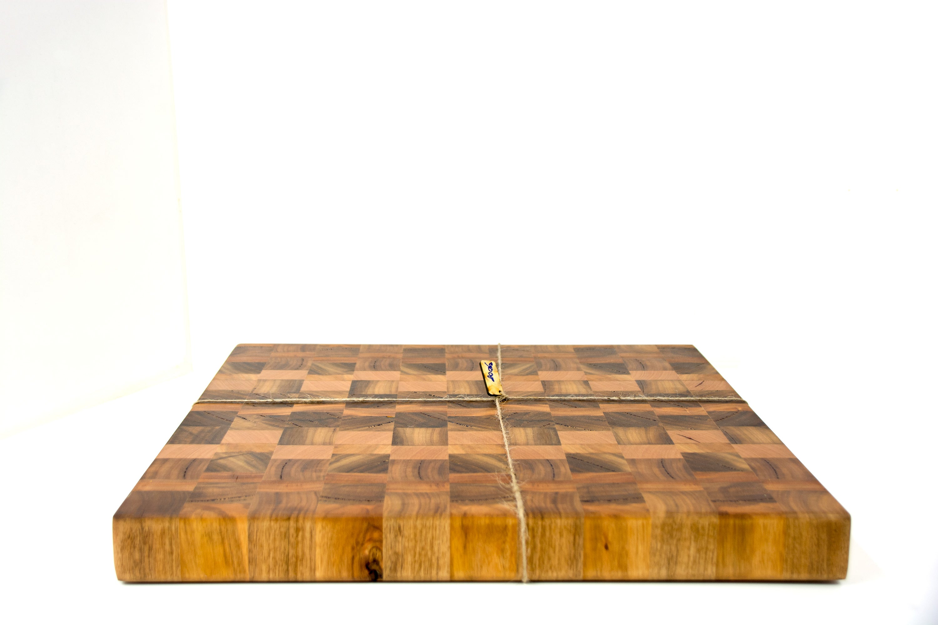 End grain chopping board butcher block 470x440x47mm australian end grain chopping board butcher block 470x440x47mm australian made urtaz Images