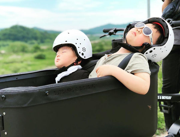 Biking with Kids- Best Cargo Bike