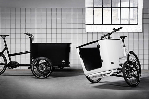 Mk1-E Butchers & Bicycle- Best Cargo Bike.de