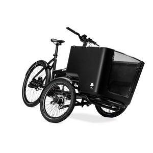 MK1-E von Butchers & Bicycles in Düssledorf- Best Cargo Bike