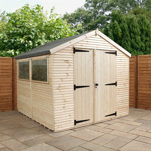 Ultimate Shed 8 x 8