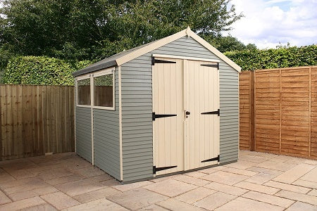 Ultimate Shed 12 x 8