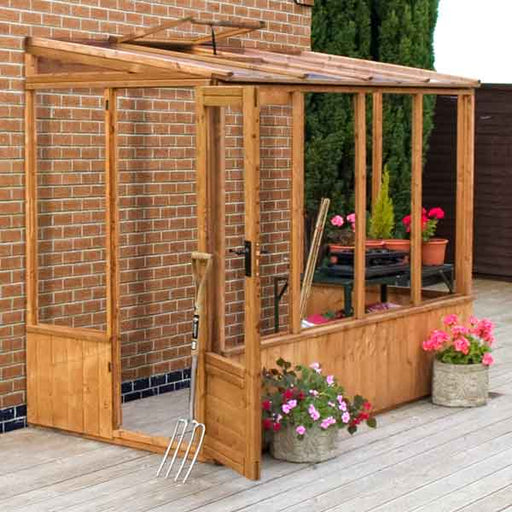 Pent Greenhouse 8 x 4