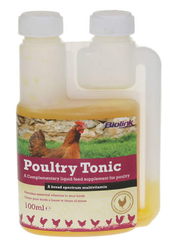 Poultry Tonic 100ml