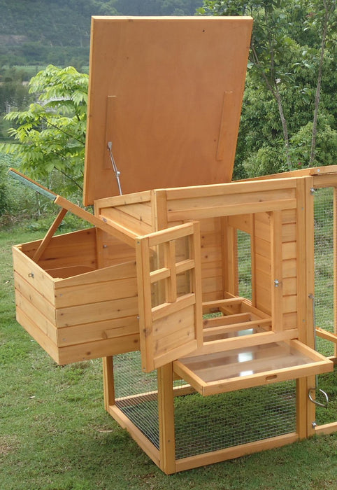 2 to 4 Hen Chicken coop CC046 - Next batch available around 12th June