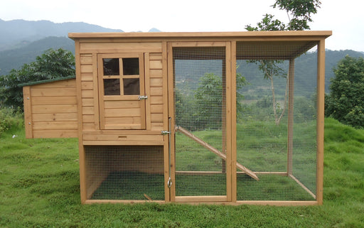 4 to 6 Hen Poultry Coop - CC048 - SAVE £75