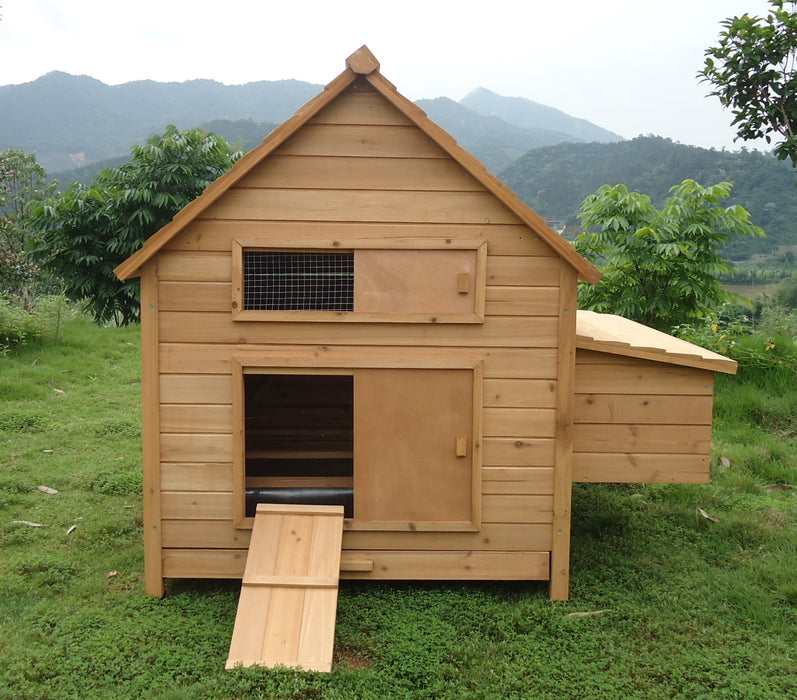 4 to 9 Hen Chicken House - CC007H
