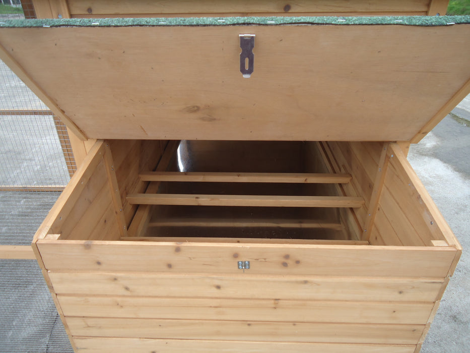 6 to 12 Hen Chicken Coop - CC058 - FREE DELIVERY - SAVE £130