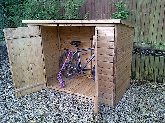 Larger Garden Storage Unit