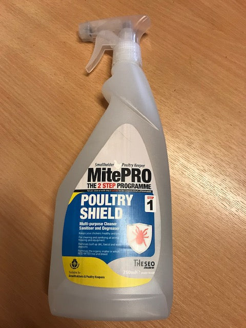 Poultry Shield Spray 750Ml