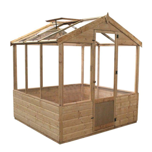 Apex Greenhouse 8 x 6