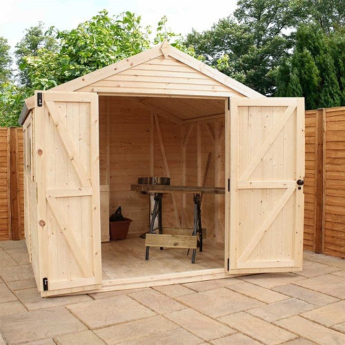 Ultimate Shed 10 x 8