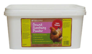 Ground Sanitising Powder 2.5kg