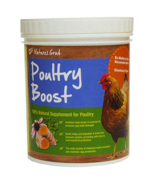 Super Poultry Boost 400g