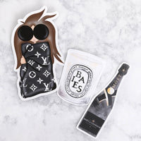 Luxe Life Die Cut Set