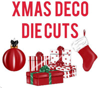 Xmas Deco Die Cut Set