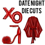 Date Night Die Cuts