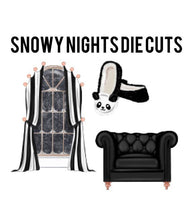 Snowy Nights Die Cut Set