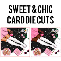 Sweet & Chic Card Die Cuts