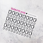 Planner Doodles Mini Planner Stickers